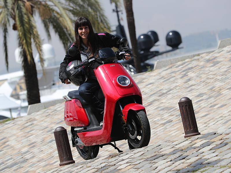 El eScooter NIU N1 llega a Barcelona