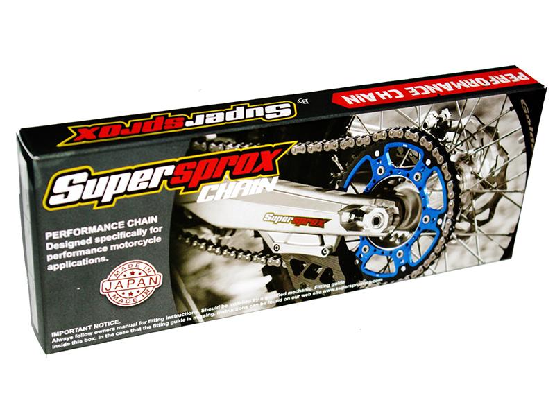 Euromoto85 distribuye las cadenas Supersprox