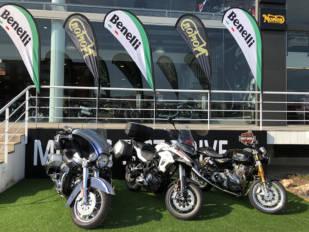 Harley-Davidson Tarraco estrena los espacios Benelli y Norton