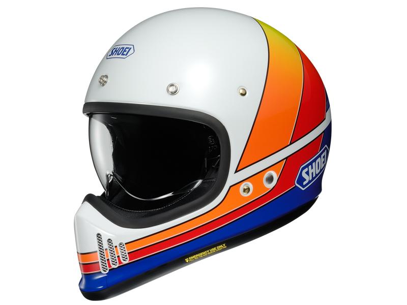 Corver presenta el nuevo casco Shoei EX-Zero