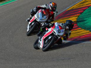 Alexis González se impone en la segunda prueba de la Coppa F3 MV Agusta