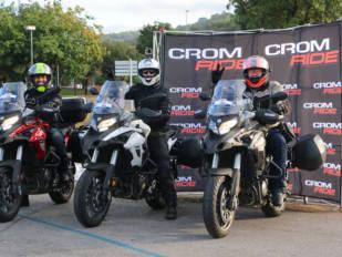 Este fin de semana se celebra la Crom Ride 2018