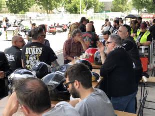La fiesta Mods & Rockers Ride Together organizada por Motul superó los 300 asistentes
