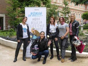 Las mujeres moteras se reivindican en la Woman on Wheels 2018