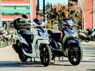 """motoConsejo Texa: solución del error """"Sensor posición cigüeñal"""" en una SYM Symphony 125 Euro IV"""