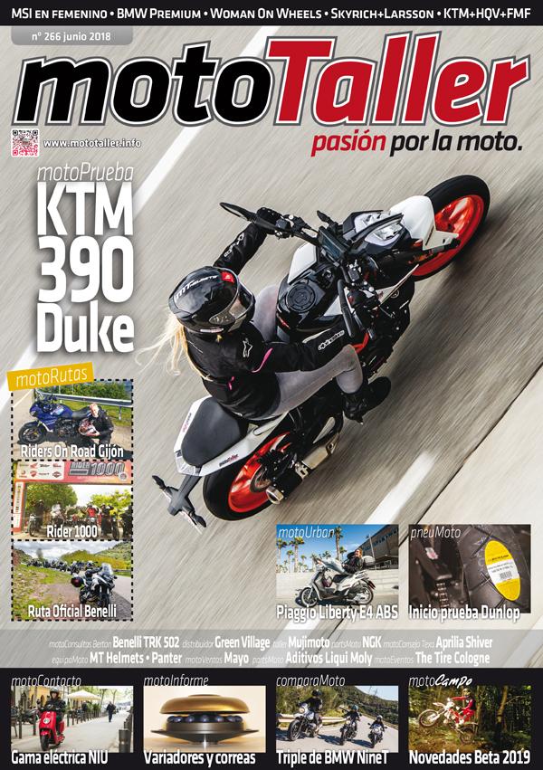 MotoTaller 266 – junio 2018