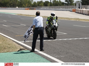 El Kawasaki Català Aclam se impone en las AMV 24 Horas de Catalunya de Motociclismo