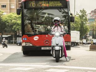 Las matriculaciones de motos en Catalunya crecen un 14,1% en la primera mitad de 2018