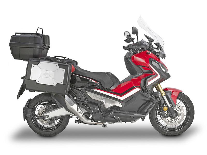 Kappa lanza un kit de accesorios para la Honda X-ADV