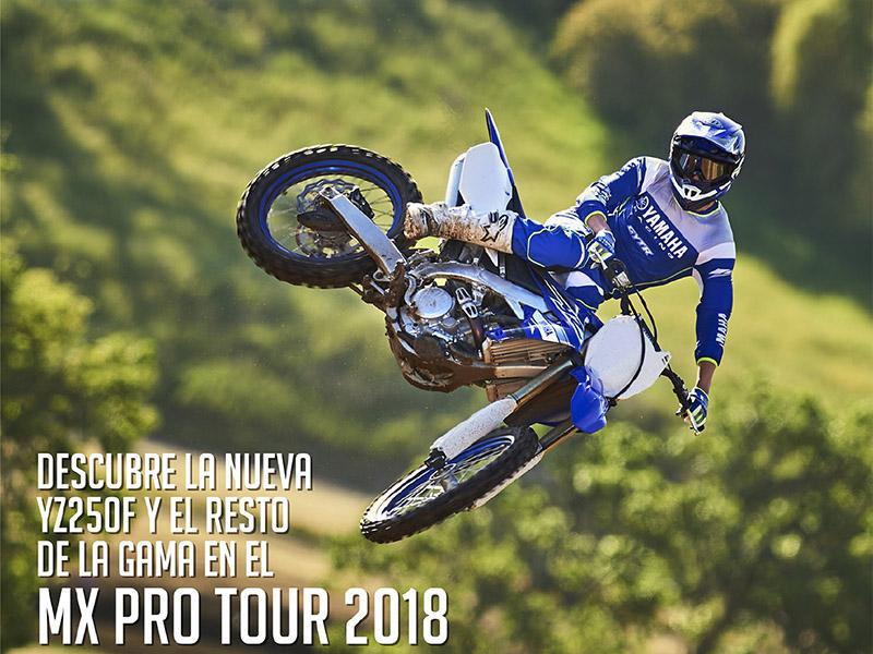 El circuito Costa del Sol de Casares (Málaga) acogerá en septiembre el Yamaha MX Tour 2018