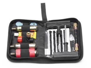 Givi lanza un completo y compacto kit repara pinchazos
