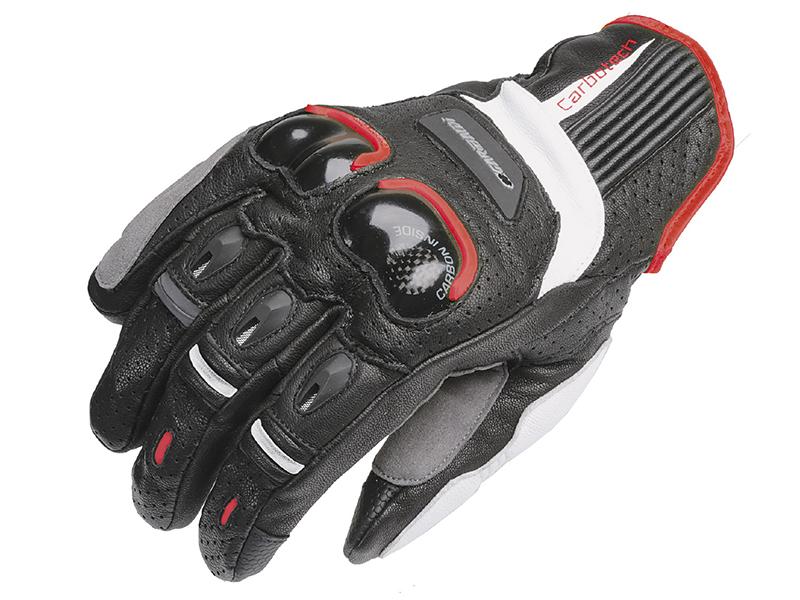 Deportivos y de verano, así son los nuevos guantes Carbotech de Garibaldi