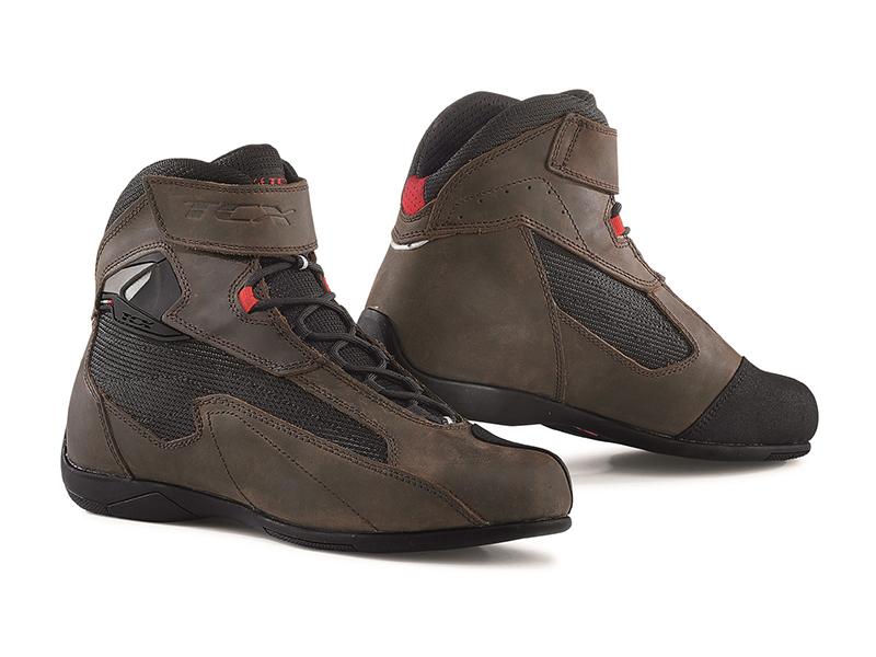 TCX Pulse, un calzado motero para el día a día
