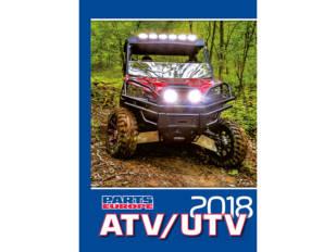 Parts Europe edita el Catálogo ATV/UTV 2018