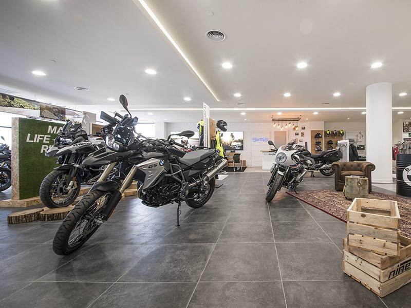 Las ventas de motocicletas crecen un 17,1 por ciento en el primer semestre de 2018