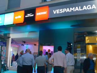 VespaMálaga estrena nuevas instalaciones