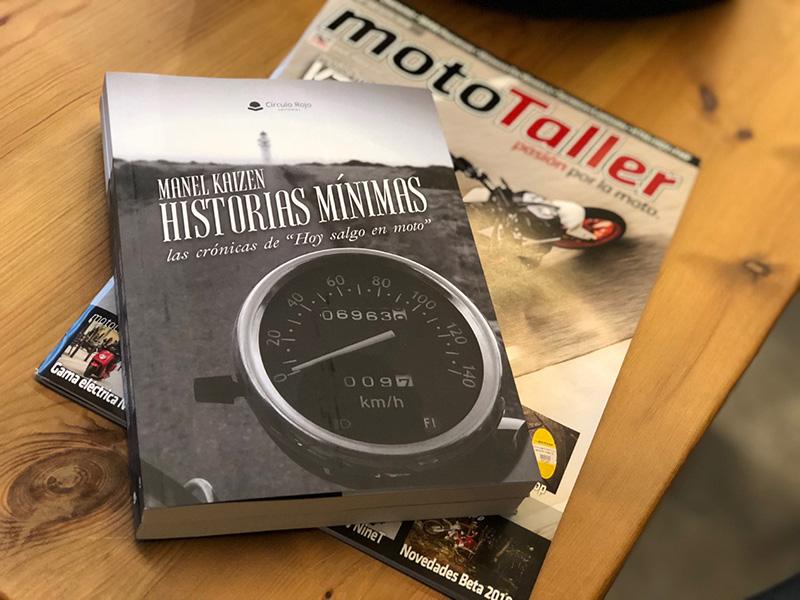 El libro Historias Mínimas de Manel Kaizen, de lectura obligada