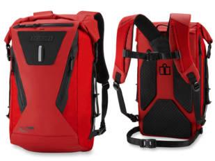 Nuevas mochilas Icon adaptadas a los motoristas