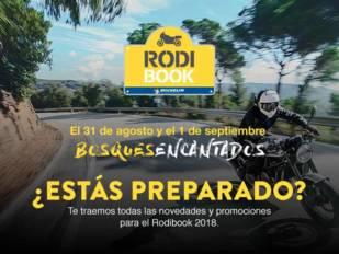 Este fin de semana el Rodibook 2018 nos llevará por 'Bosques encantados'