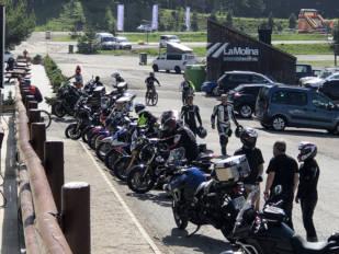 Las matriculaciones de motocicletas crecen un 13,4 por ciento en julio