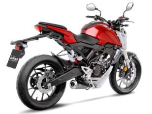 LeoVince lanza un nuevo escape para la Honda CB 125 R