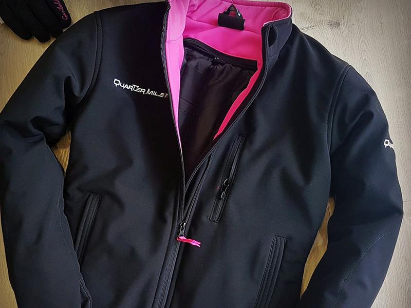 Las novedades de WBZ: chaqueta Softshell Down Town de Quarter Mile