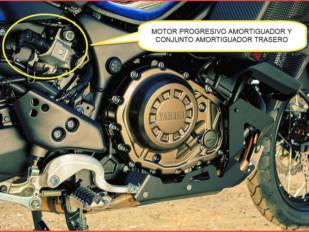 BertonBike Responde: se enciende testigo de avería de la suspensión en Yamaha SuperTénéré y Electrónica y parte ciclo (y 9)