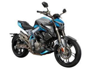 Las motocicletas Zontes, ya a la venta en España