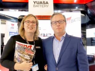 Laura Touriño, nueva directora de marketing en GS Yuasa Iberia