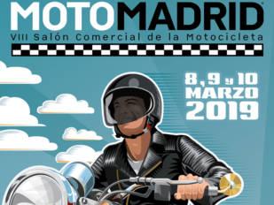 MotoMadrid 2019 se celebrará del 8 al 10 de marzo