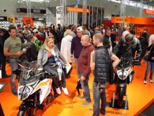 Intermot 2018 refuerza su influencia como punto de encuentro del sector de la motocicleta
