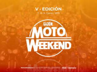 El MotoWeekend Gijón 2019 se celebrará del 7 al 9 de junio
