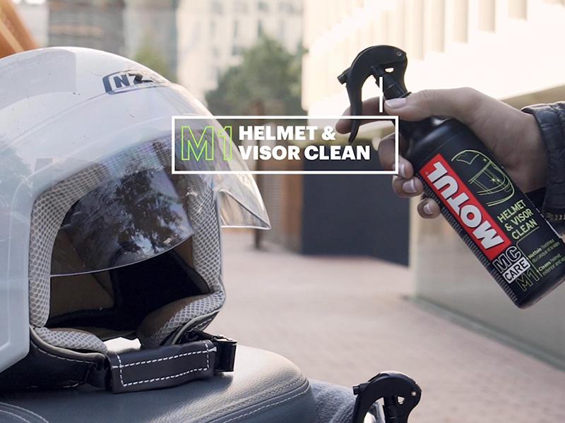 Cuatro productos de mantenimiento Motul pensados para el día a día