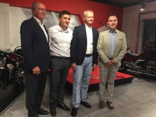 Cervemoto, nuevo espacio Honda en Reus