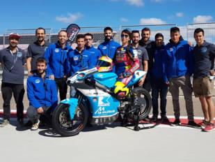 La Universidad de Málaga y la Politécnica de Milán se imponen en la quinta edición de MotoStudent