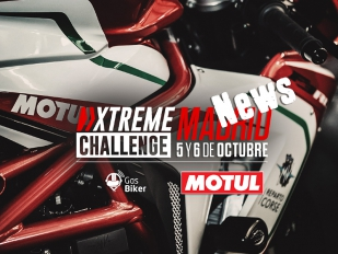 Motul, patrocinador principal de la Xtreme Challenge Madrid 2018