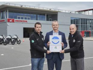 El Honda Instituto de Seguridad obtiene el Sello Europeo de Calidad de Formación
