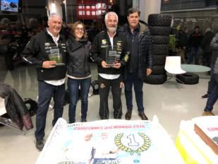 Polaris celebra en Gass Racing el título del equipo Xtrem+ en el Campeonato del Mundo de Cross Country