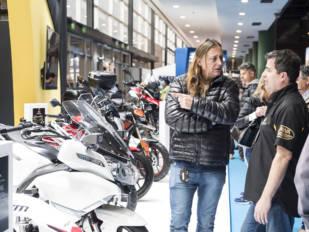 El Salón Moto de Buenos Aires debuta con éxito