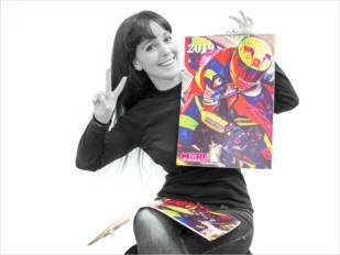 Consigue el calendario de Mari Calero #26