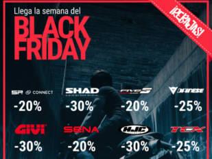 La semana Black Friday de Motocenter Levante
