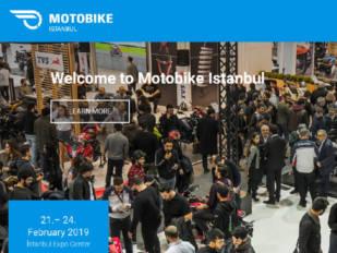 Motobike Istanbul 2019 se celebrará del 21 al 24 de febrero