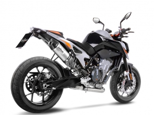 Escape LeoVince LV One Evo para la KTM 790 Duke (2018)