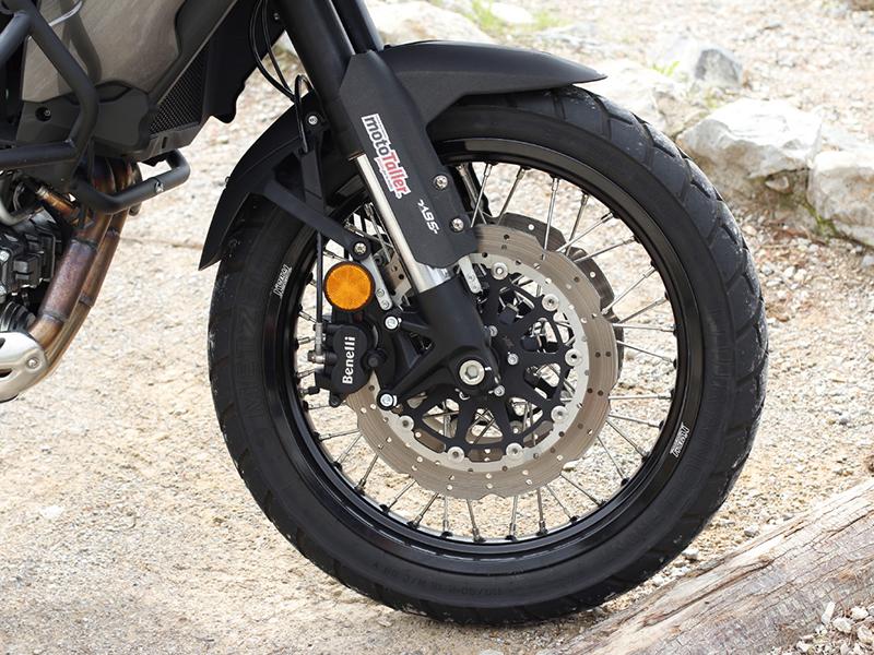 motoConsejo Texa: proceso de test y mantenimiento del ABS