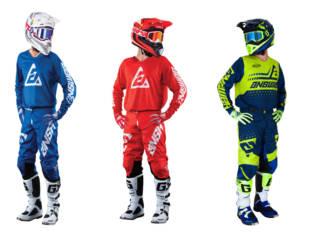 Equípate como los campeones de off road con el conjunto Élite de Answer Racing