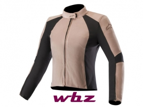 Las novedades WBZ: chaqueta Alpinestars Vika Vegan Suede