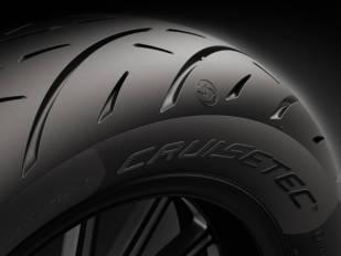 Cruisetec, el nuevo neumático custom touring de Metzeler