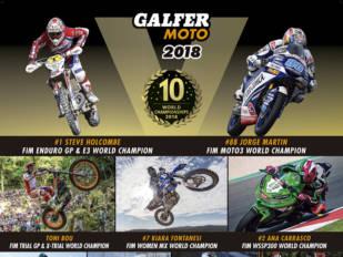 La temporada deportiva 2018 de Galfer, todo un éxito