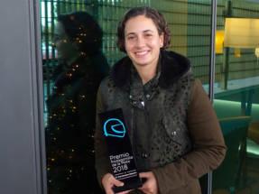 "Ana Carrasco gana el ""Protagonista de la Moto 2018"""