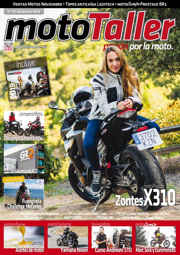 MotoTaller 271 – diciembre 2018